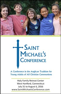 Saint Michael's Conference brochure